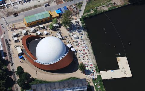 Luchtfotograaf neemt afscheid: Koos Boertjens bekijkt het Noorden van boven