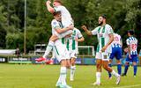 Eerste Derby van het Noorden van het seizoen naar FC Groningen. Ploeg van Danny Buijs boekt in Rolde 2-1 oefenzege op SC Heerenveen. Kijk hier de samenvatting