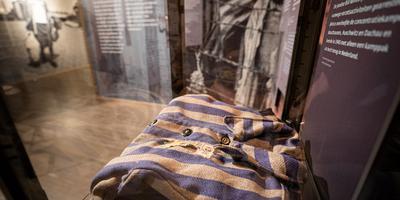 Op de tentoonstelling in Westerbork wordt de schaduwzijde van de bevrijding belicht.