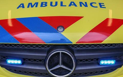 Ameland krijgt nieuwe ambulancepost met ruimte voor vier voertuigen. De bouw is begonnen