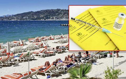 Bijna op vakantie naar Frankrijk? Stempel in gele boekje of vaccinatiebewijs op papier is voldoende om vanaf woensdag 9 juni de grens over te mogen. Al weet de Franse ambassade van niets