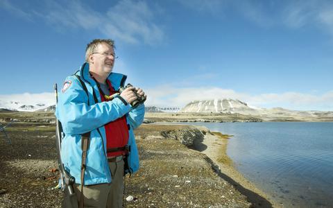 Poolonderzoeker Universiteit Groningen na dood Nederlander op Spitsbergen: 'In ons dorpje zien we de laatste jaren steeds meer ijsberen'