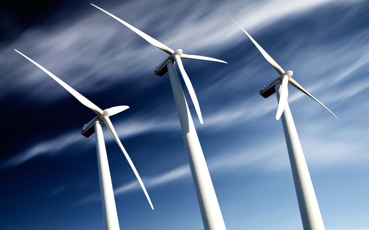 Windmolens in het Duitse Haren hoeven niet stilgezet te worden als Emmen de opgewekte stroom mag afnemen.