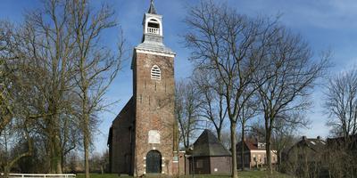 De kerk van Losdorp.