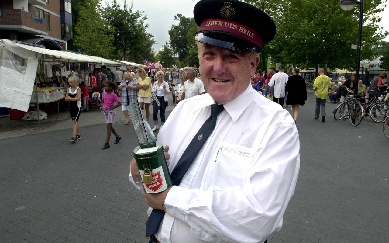 Heilsodaat Stoffer Brongers in het centrum van Emmen. Afgelopen woensdag overleed hij op 84-jarige leeftijd.
