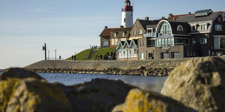 Het IJsselmeer bij Urk. FOTO PIXABAY