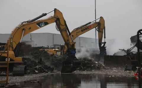 Provincie Groningen eiste terecht ruim half miljoen van afvalbedrijf in Stadskanaal voor opruimen in brand gevlogen afvalhoop