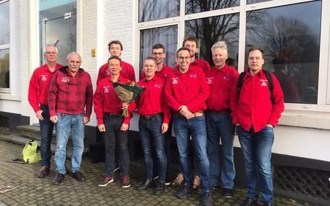 Hijken DTC 1 pakt voor de vierde keer de Nederlandse titel