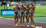Nederland loopt na uitstekende eerste dag met goede prestaties van Femke Bol, Leonie van Vliet uit Groningen en Nick Smidt uit Assen promotie toch mis op EK atletiek voor landenteam