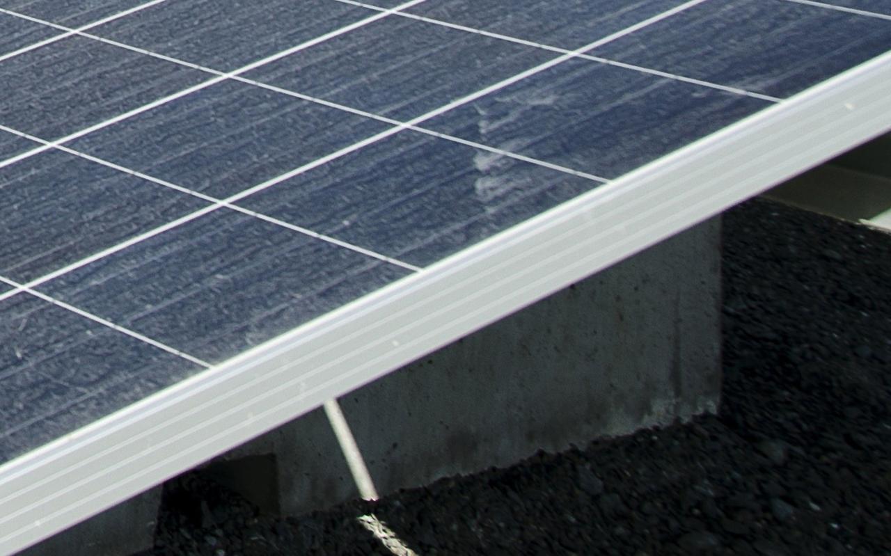 Er lijkt vooralsnog geen eind te komen aan de toestroom van zonnepanelen naar Midden-Groningen.