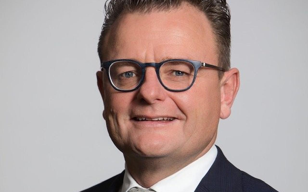 Renze Bergsma, sinds 1 oktober 2021 burgemeester van Coevorden.