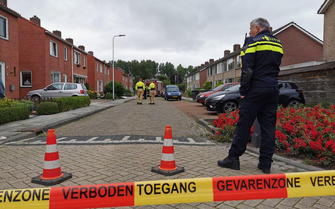Gaslek in woning Prunuslaan in Nieuwolda - Dagblad van het Noorden