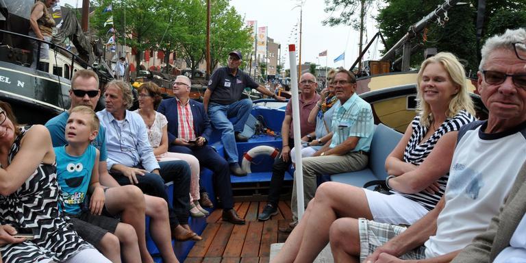 Havenvereniging Coevorden verwacht dit jaar tienduizenden bezoekers. Foto: Herman Woltersom
