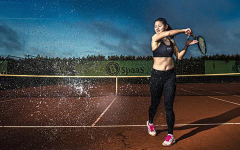 Tennisster Arianne Hartono uit Meppel: 'Ik denk dat de top 100 een realistisch doel is'