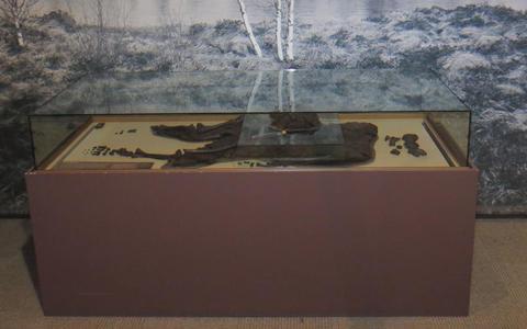 Drie veenlijken uit Drenthe trekken miljoenen bezoekers naar musea in Japan en de Verenigde Staten