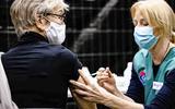 'Hoopvol nieuws': besmetting door gevaccineerde bijna onmogelijk