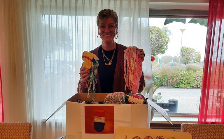 Het Mini Maatje krijgt bijna 250 paasnetjes van woonzorgcentrum Beatrix in Hollandscheveld. Armlastige kinderen uit Hoogeveen krijgen rond Pasen allemaal een poasbuul