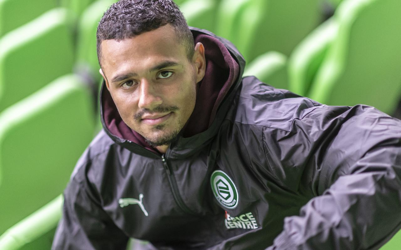 Alessio Da Cruz ontpopt zich bij FC Groningen als een ware aanwinst.