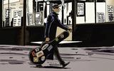 Stripbiografie Leonard Cohen begint dramatisch. De singer-songwriter is zijn hond kwijt. Tinkie heeft zich verstopt om te sterven. Huilend zegt Cohen: 'Dit is geen manier om afscheid te nemen'
