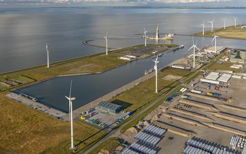 Opstijgen en landen met drones: er komt een speciaal vliegveld voor in Eemshaven