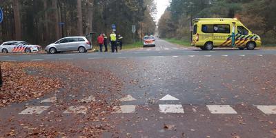 Ongeval op Rode Heklaan. (Foto: Van Oost Media)