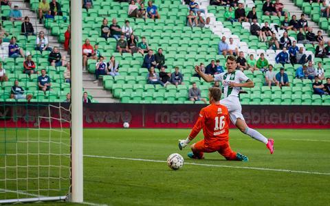 FC Groningen-talent Kian Slor over bankzitten in tijden van corona: Het liefst speel je twee wedstrijden per week | Sporters & Corona