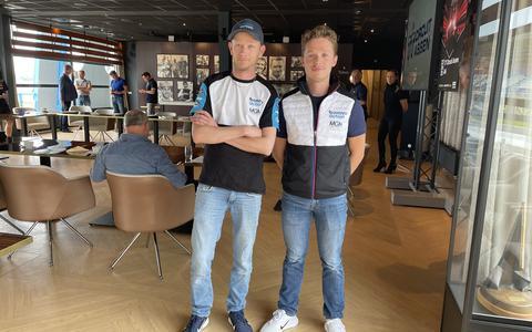 Zijspancoureur Bennie Streuer uit Grolloo lag drie maanden geleden nog in de kreukels, maar wil volgende week comeback maken tijdens WK Superbike in Assen: Angst ken ik niet