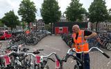 Fiets kwijt in de binnenstad van Groningen? Je vindt 'm terug op de Ossenmarkt