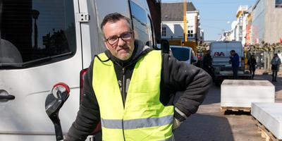Tom Buné van Tombouw organiseert de verbouwing van De Faun tot H&M in Groningen.