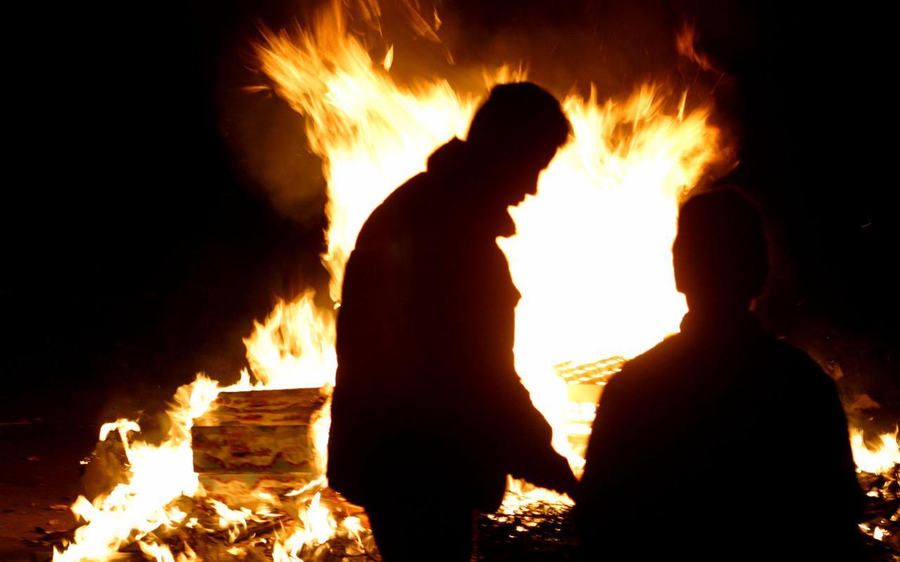 Dit jaar geen vreugdevuren en vuurtonnen in Hoogeveen