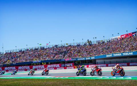 TT Assen mikt op race in het najaar: 'Maar er zijn geen zorgen als we een jaartje zouden moeten overslaan'