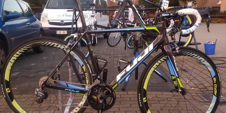 Eén van de gestolen fietsen. FOTO FACEBOOK/ED BEAMON