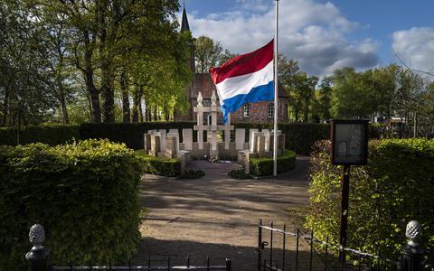 Fotoserie uit Drenthe en Groningen: De Dodenherdenking van 2020 was nog stiller dan anders