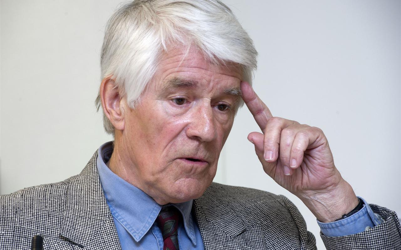 Kees van Kooten in 2013.