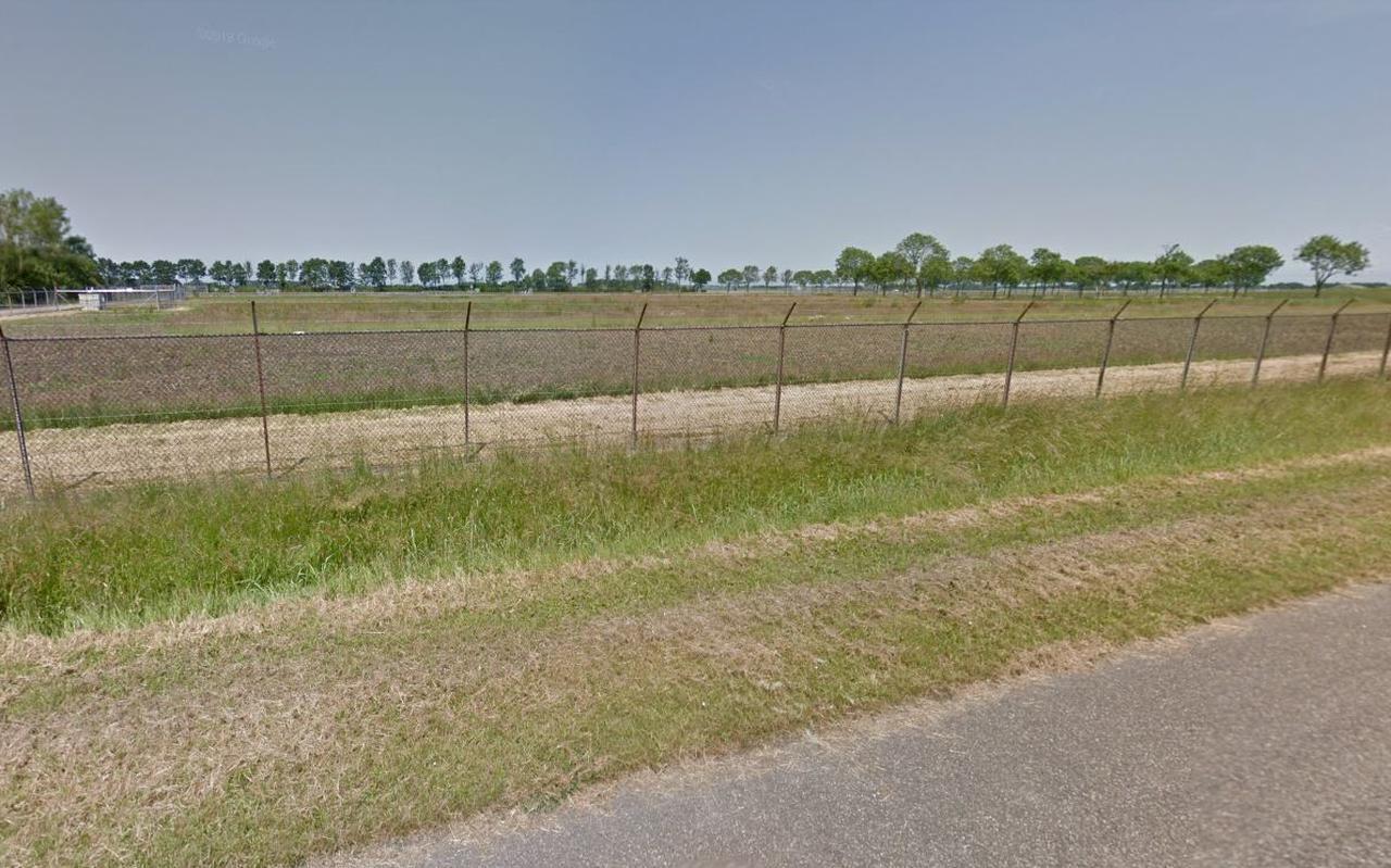 De locatie Uiterburen is al sinds 2008 buiten gebruik.
