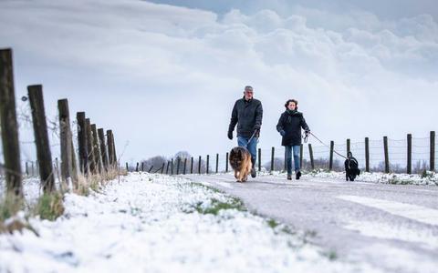 Krijgen we een witte kerst? 'Er is een klein beetje sneeuw op komst'