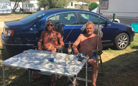 'Paniek op de camping in Kroatië door negatief reisadvies wegens corona: Nederlanders vertrekken, Duitsers en Denen staan raar te kijken'