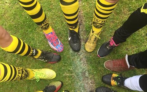 Meidenvoetbal is erg populair maar voetbalclub SVBO in Barger-Oosterveld merkt er weinig van. De club wil meer meiden op het veld en begint een wervingscampagne