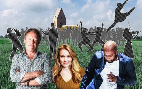 Zummerbühne: jaarlijks en grootschalig muziektheater in telkens een andere Groningse gemeente