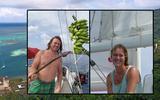 Gevangen in het paradijs. Corona legt Groningse zeilers Jaap en Minke vast in de Grote Oceaan: 'Ik hoop maar dat mijn moeder in Assen gezond blijft'