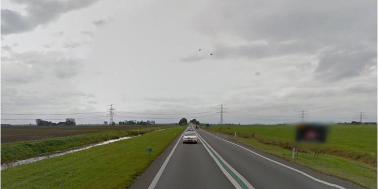 Eemshavenweg (N46). FOTO GOOGLE STREETVIEW