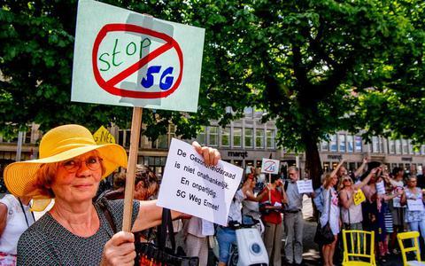 Uitspraak rechter: geen bewijs gezondheidsrisico's 5G, Staat mag verder met uitrollen netwerk in Nederland