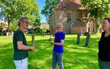 De kerk als een cadeautje: de Stichting Oude Groninger Kerken (SOGK) brengt het leven terug op oude, verstilde begraafplaatsen