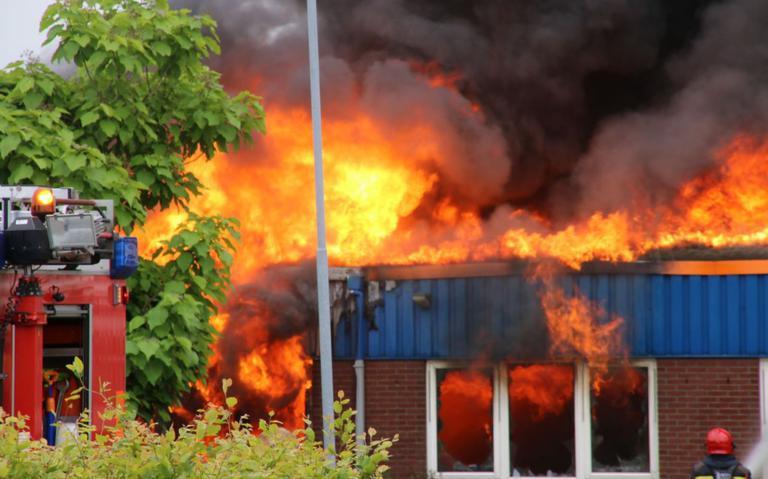 Uitslaande keukenbrand in Veendam