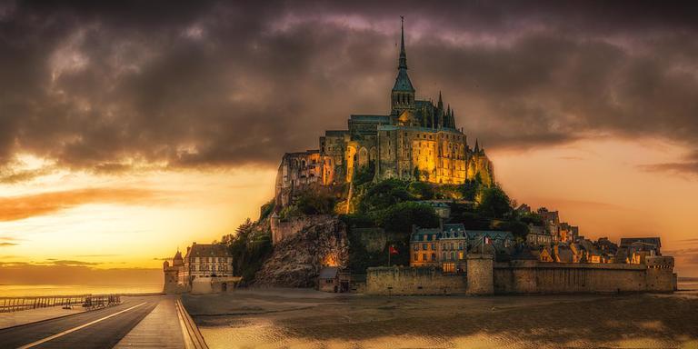 Le Mont Saint Michel. FOTO PIXABAY