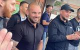 Na Robben gaat ook Sneijder weer trainen: 'Wesley wil afvallen en lekker bezig zijn'