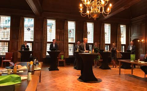 Groningen werd als bevingsgebied weer genoemd in de troonrede, maar provincie wil goedkope aftocht van NAM en rijk voorkomen