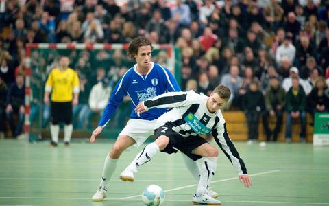 Leekster Minigala in plaats van Leekster Voetbalgala in Sportcentrum Leek. Zonder publiek (maar de wedstrijden worden live gestreamd)