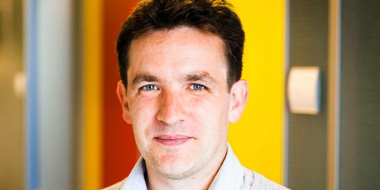 """""""Een tweede Silicon Valleyworden was sowieso naïef"""", zegt hoogleraar innovatie Dries Faems."""