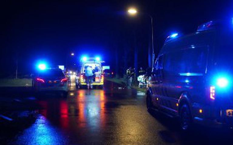 Scooterrijder omgekomen na aanrijding Emmen.